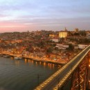 Porto golf holidays sunset