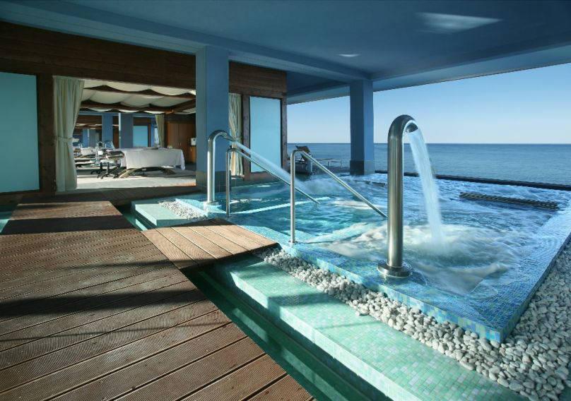 Jacuzzi In Slaapkamer Hotel : Villa Del Conde Gran Canaria