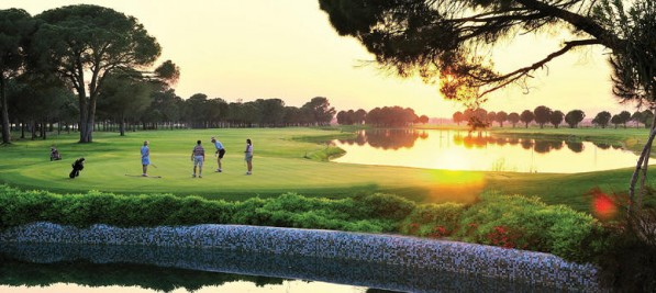 Gloria Golf Club Belek Turkey
