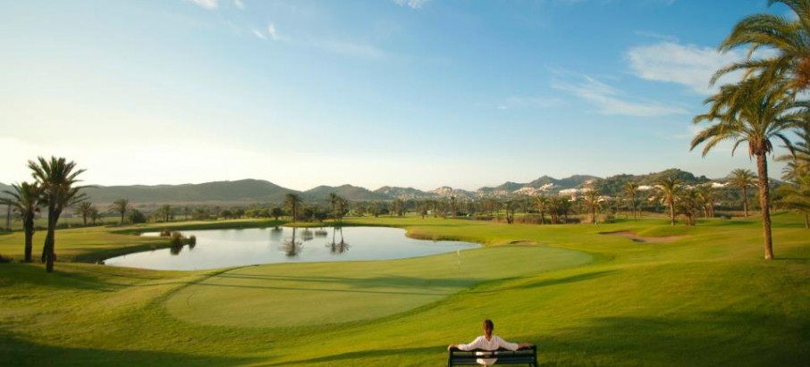 La Manga Club Golf Courses