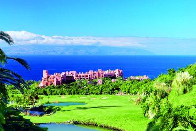 The Ritz Carlton Abama Hotel
